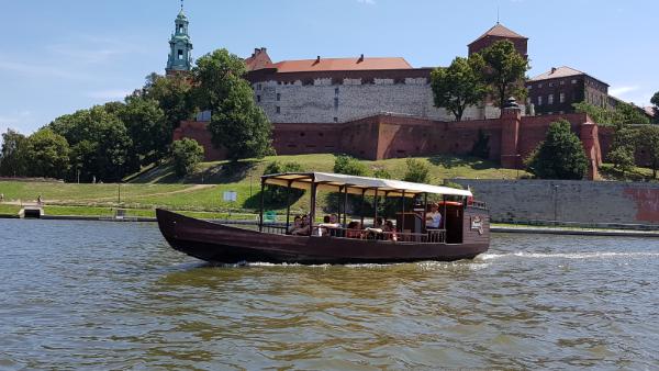 Rejs Gondolą w Krakowie