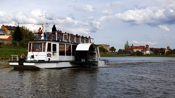 Rejs Szkolny po Wiśle Kraków