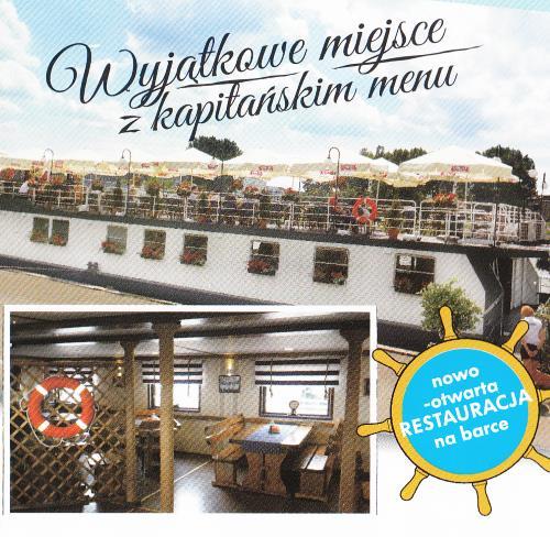 Restauracja na Barce Arkadia