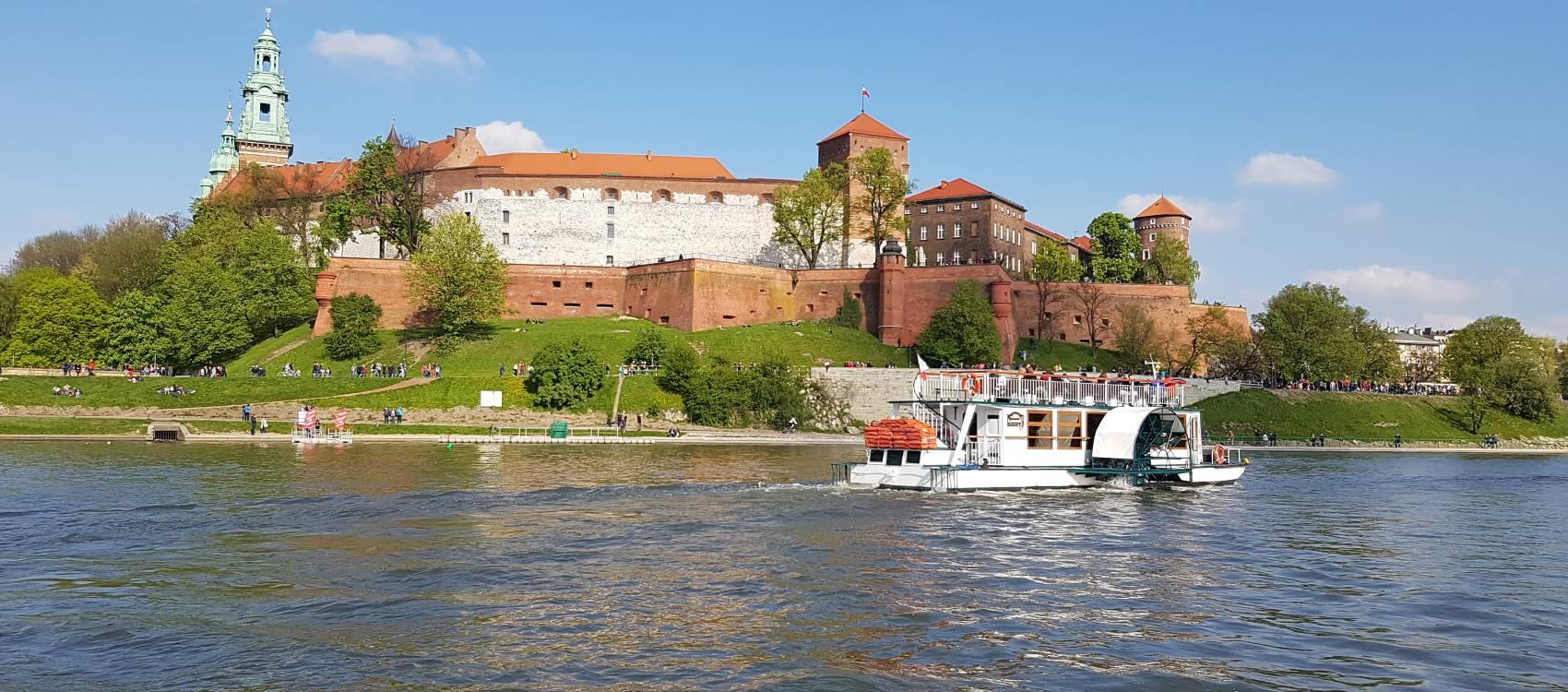 Cruises on the Vistula River in Krakow